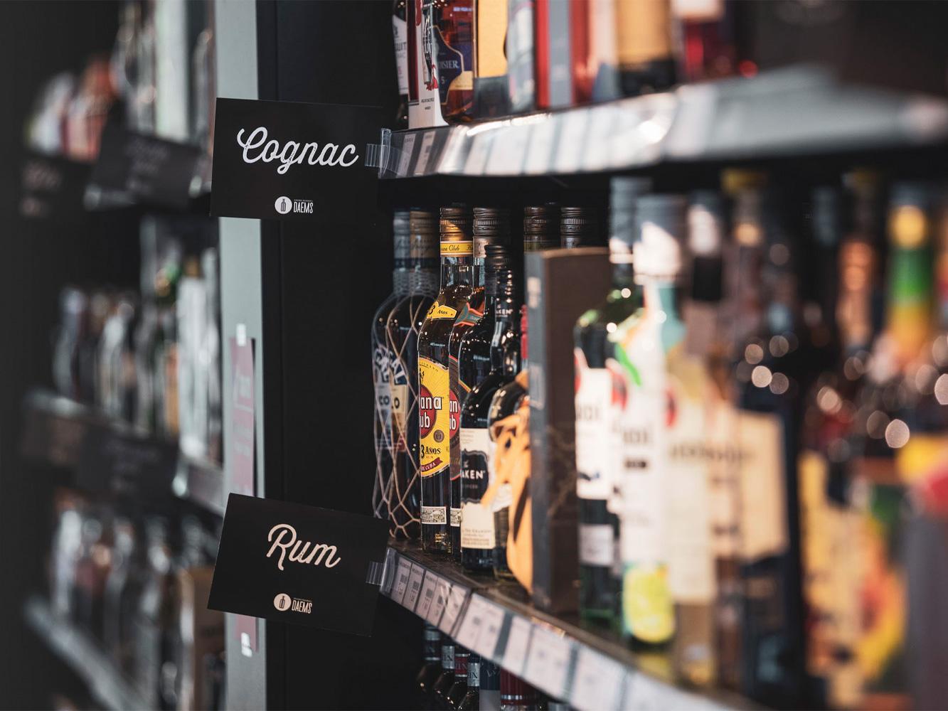 Drankenhandel Daems