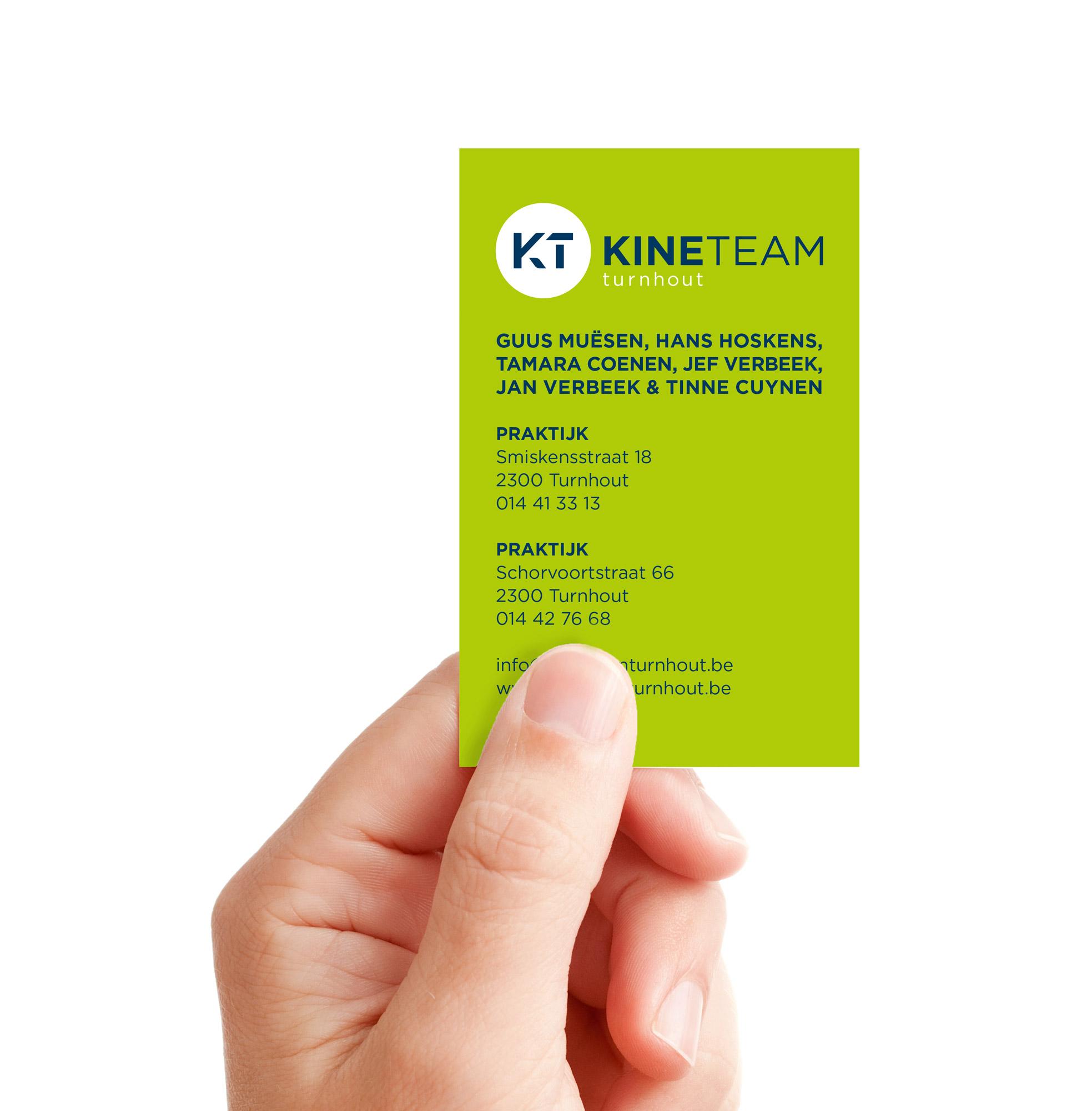 KineTeam