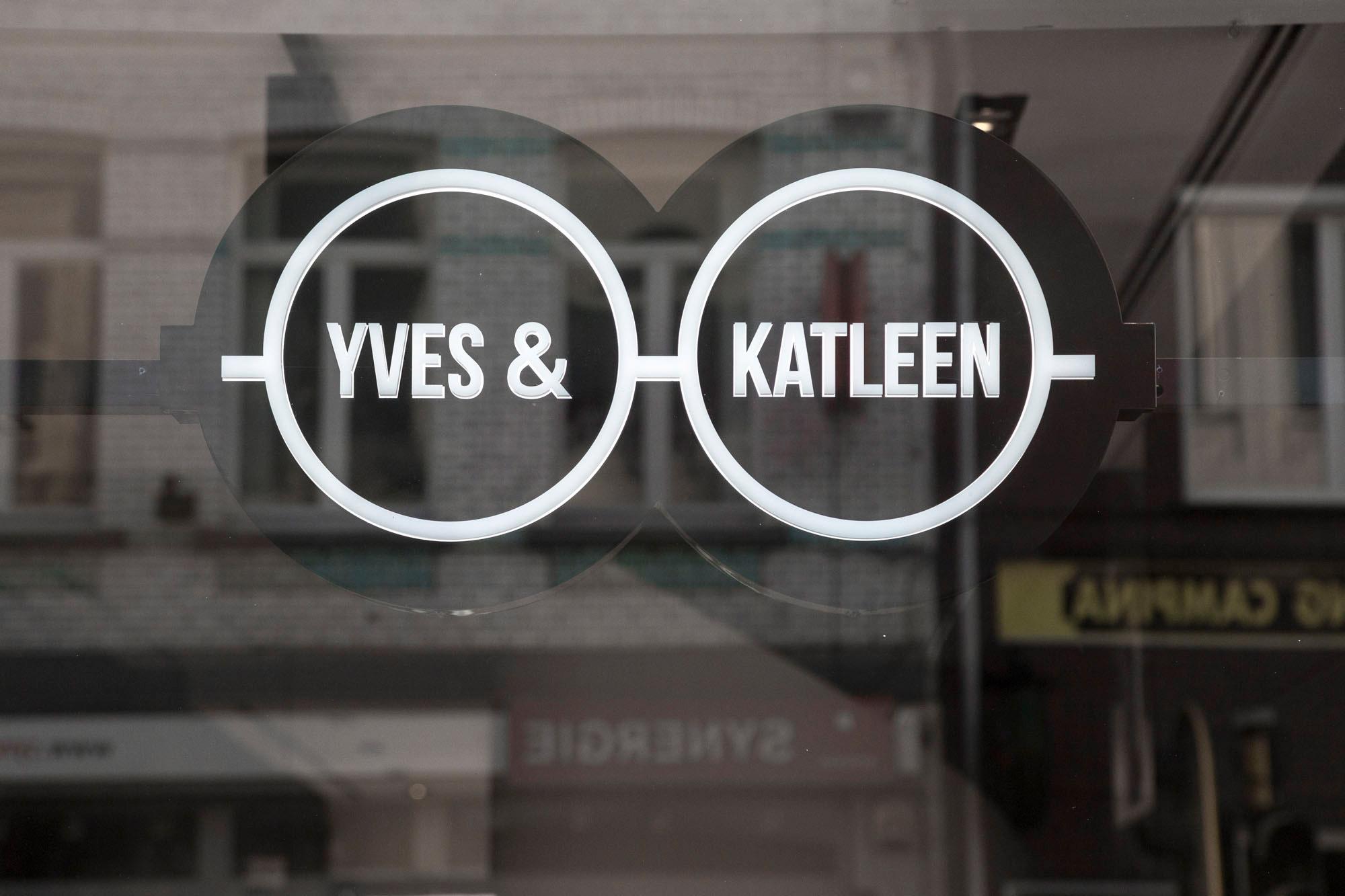 Optiek Yves & Katleen